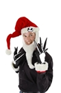 Nightmare Before Christmas Jack Skellington Santa Kit