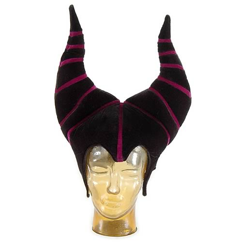 Disney Maleficent Headdress Hat