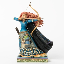Disney Traditions Jim Shore Princess Merida Brave Figure