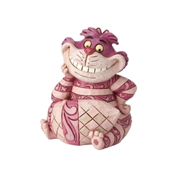 Disney Traditions Jim Shore Cheshire Cat Mini Figure