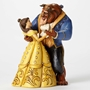 Disney Traditions Jim Shore Beauty and The Beast Moonlight Waltz Figure