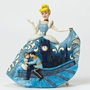 Disney Traditions Cinderella Royal Gown 65th Anniversary Figure