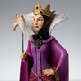 Disney Showcase Snow White Evil Queen Masquerade Statue