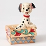 Disney Traditions Mini Lucky in Box Dalmatian  Figure