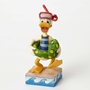 Disney Traditions Jim Shore Donald Duck Snorkeling Figure