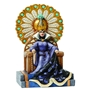 "Disney Traditions Jim Shore Snow White Evil Queen ""Enthroned"" Resin Statue"