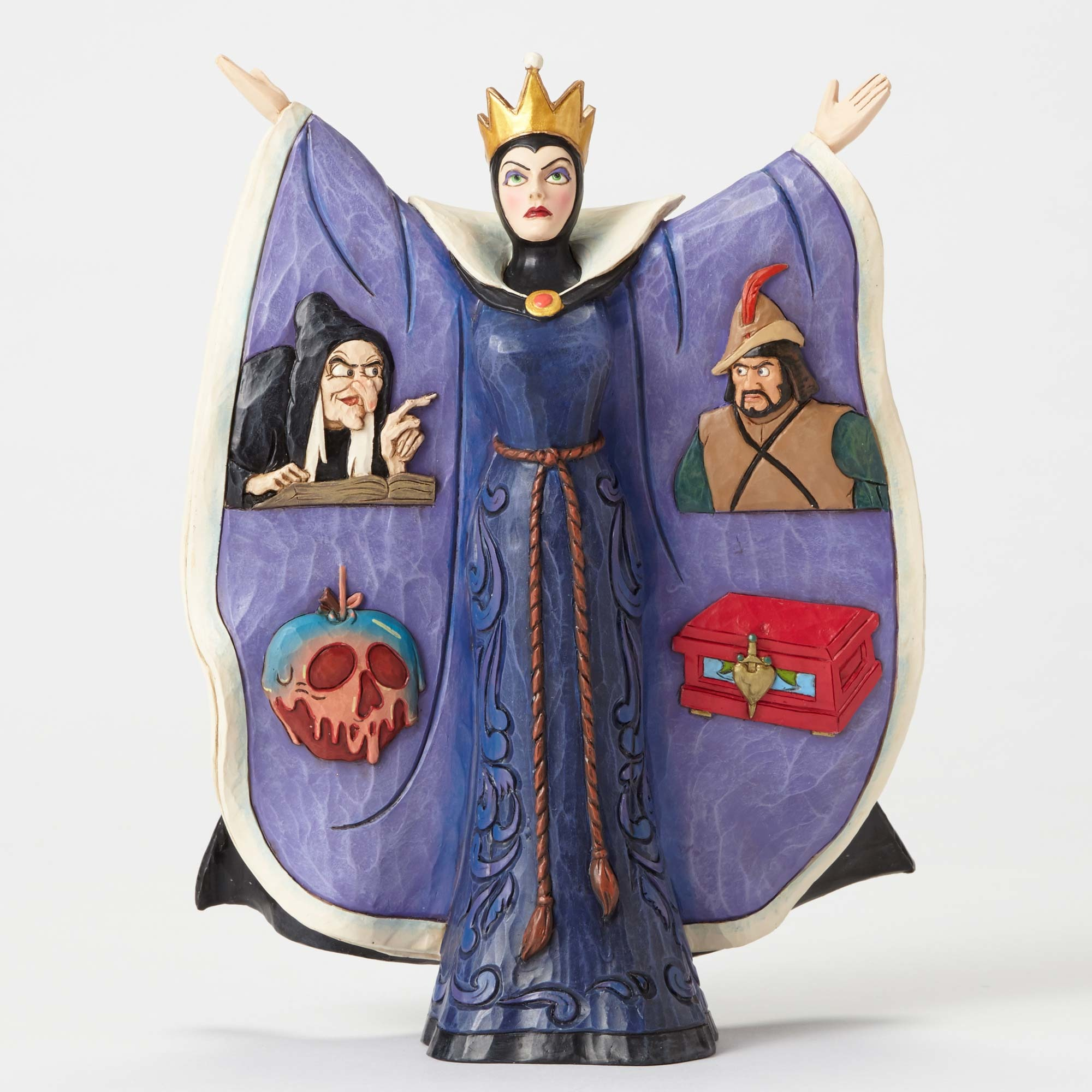 Disney Traditions Snow White Evil Queen Statue