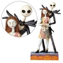 Disney Showcase Nightmare Before Christmas Jack & Sally Fated Romance Figure