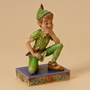 "Disney Jim Shore Peter Pan ""Childhood Champion"" Figure"