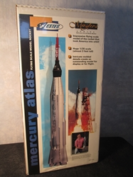 Estes #2111 1:35 scale Mercury Atlas Flying Rocket Kit