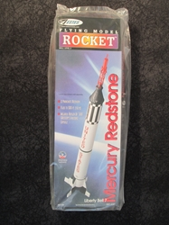 Estes #2167 1:35 Scale Mercury Redstone Rocket Kit