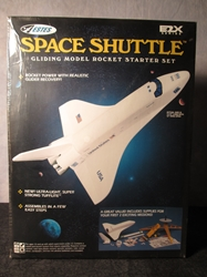 NASA Space Shuttle Gliding Model Rocket Starter Set