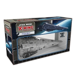 Star Wars X-Wing Miniatures Game Imperial Raider Expansion Pack