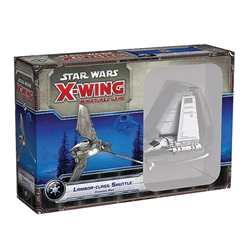 Star Wars X-Wing Miniatures Game Lambda Class Shuttle Expansion Pack