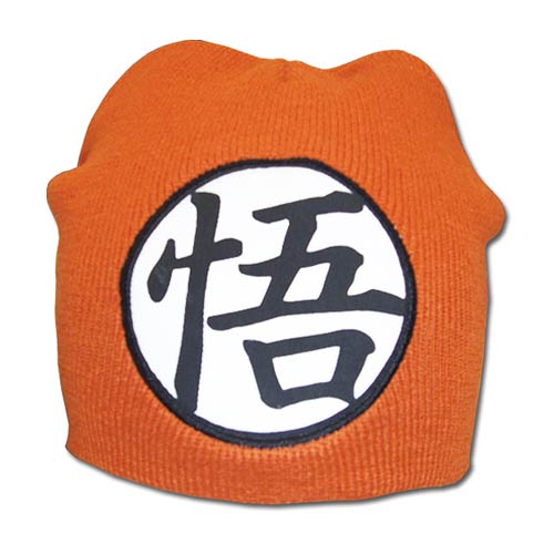 Dragon Ball Z Son Goku Symbol Beanie Hat