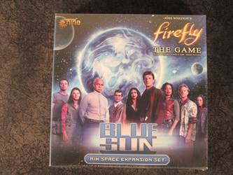Firefly The Game: Blue Sun Aim Space Expansion Set