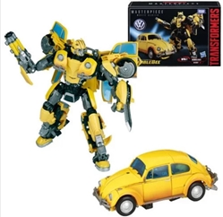 Transformers Masterpiece Movie Series Bumblebee MPM-7 Transforming Figure