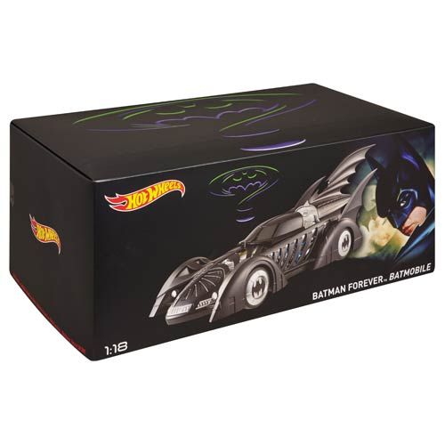 Batman Forever 1:18 scale Heritage Batmobile