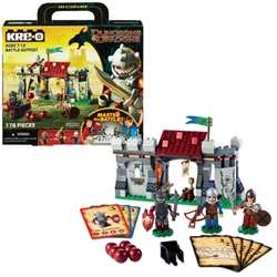 Kre-O Dungeons and Dragons Battle Outpost Building Set