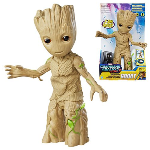 Guardians of the Galaxy Electronic Dancing Toddler Groot