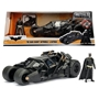Batman The Dark Knight 1:24 scale Batmobile Tumbler die-cast vehicle with figure