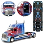 Transformers Last Knight 1:24 scale Optimus Prime Semi Truck Tractor die-cast vehicle