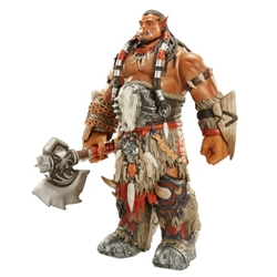 Blizzcon 2015 Exclusive Warcraft 18-Inch Durotan Figure