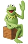 The Muppets Kermit The Frog UDF Vinyl Figure