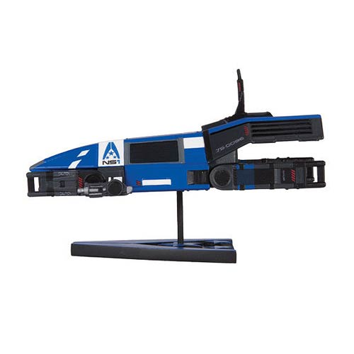 Mass Effect Alliance Shuttle Ship Replica Statue