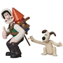 "Wallace and Gromit ""Ignition!"" Vinyl UDF Figures"