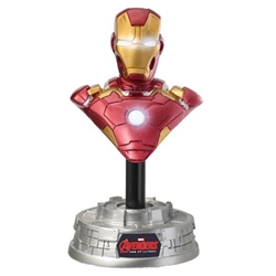 Avengers: Age of Ultron Iron Man Light-up Bust