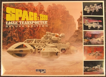 Space 1999 1:72 Scale Limited Edition Laboratory Eagle Transporter Model Kit