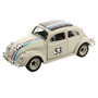 The Love Bug 1:18 scale Herbie