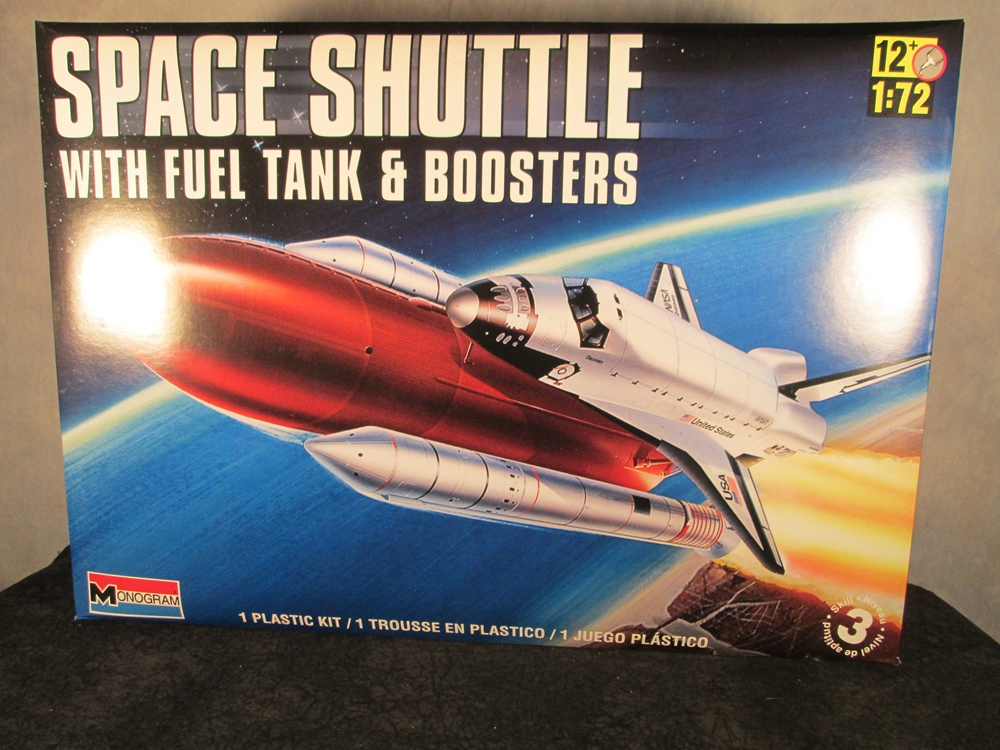 monogram space shuttle - photo #17