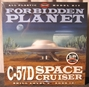 Forbidden Planet 1:144 scale C-57D Space Cruiser Plastic Model Kit