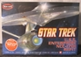 Star Trek 1:1000 scale U.S.S. Enterprise NCC-1701-A Refit Plastic Model Kit
