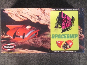 Land of the Giants 1:64 Scale Spindrift Spaceship