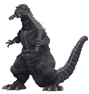 Godzilla 1954 Version Biting Commuter Train Vinyl Statue