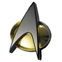 Star Trek Next Generation Communication Badge Replica