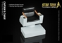 Star Trek The Original Series 1:6 scale Enterprise Captain's Chair Replica