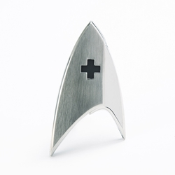 Star Trek Discovery Medical Insignia Badge Replica