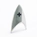 Star Trek Discovery Medical Insignia Badge Replica - QMX-128