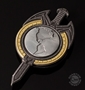 Star Trek Mirror Universe Terran Command Badge Replica