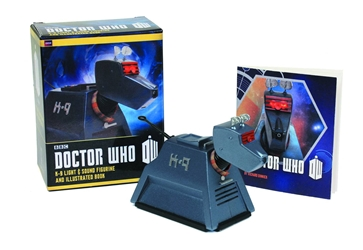 Doctor Who Light-up Talking K-9 Miniature Replica