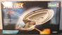 Revell Star Trek Voyager 1:677 scale U.S.S. Voyager Plastic Model Kit