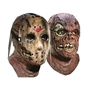 Friday the 13th Part 7 New Blood Jason Deluxe Overhead Mask with Hockey Mask Faceplate