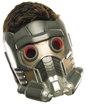 Guardians of the Galaxy Star Lord Light-up Mask