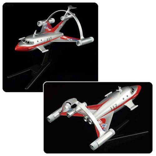 Ultraman Space VTOL Plastic Model Kit