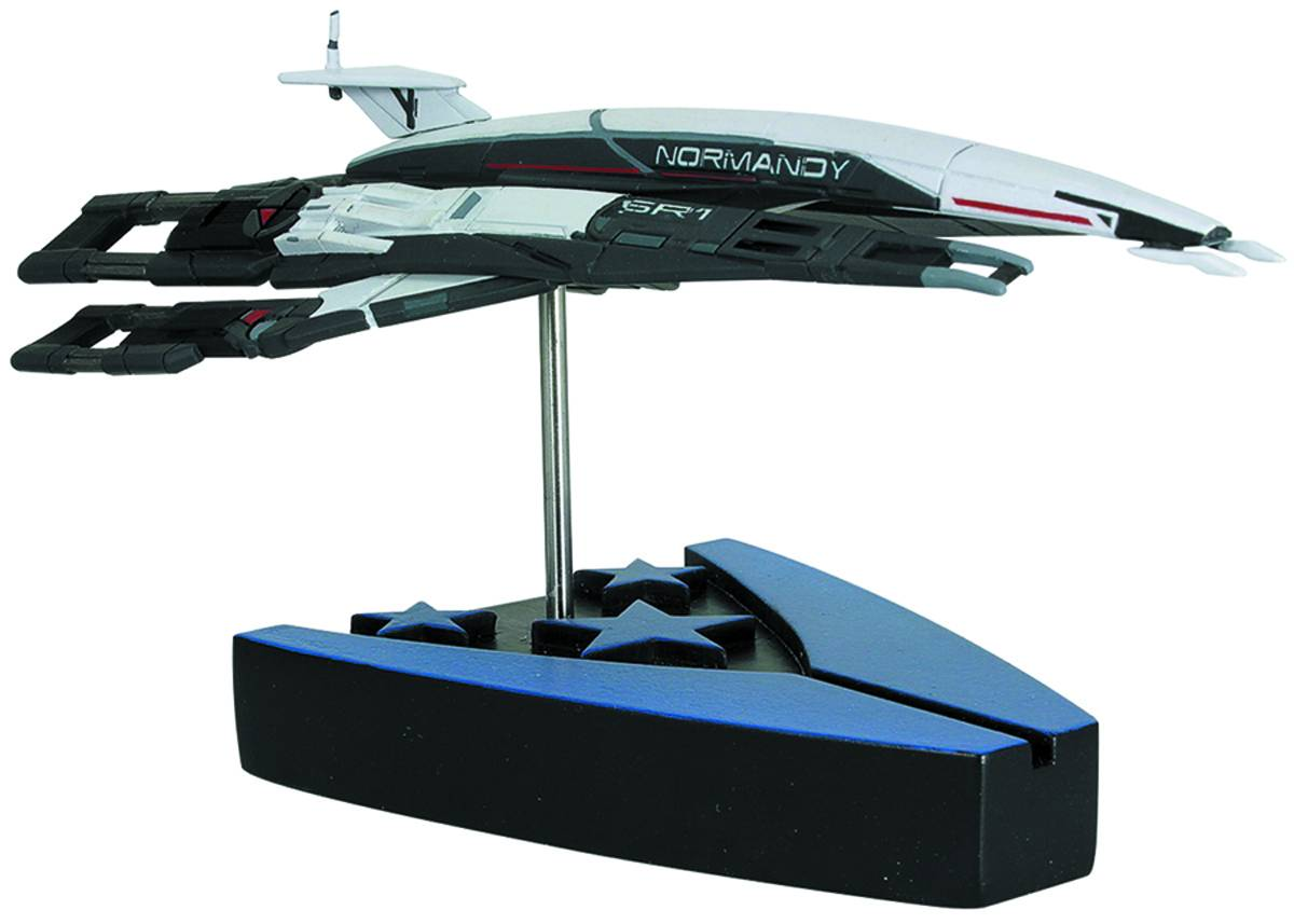Dark Horse Mass Effect Alliance Normandy Sr 1 Ship