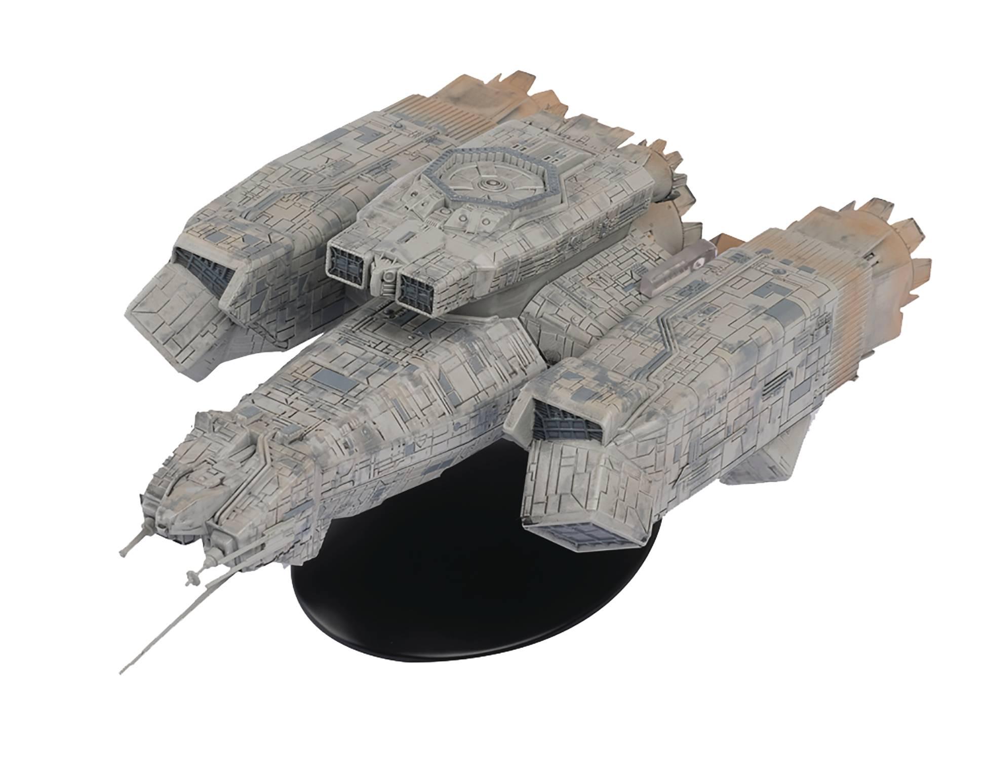 Eaglemoss Publications Alien U S C S S Nostromo Ship